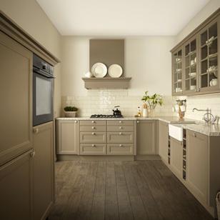 Raab karcher keukens - firenza mokka